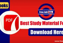 Best Study Material For IAS Preparation - IAS Best Books