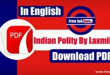 Indian Polity 5th Edition By M Laxmikanth - UPSC Free PDF